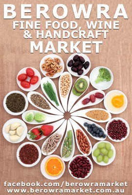 Berowra Fine Food, Wine & Handcraft Market Round