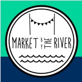 market by the river logo