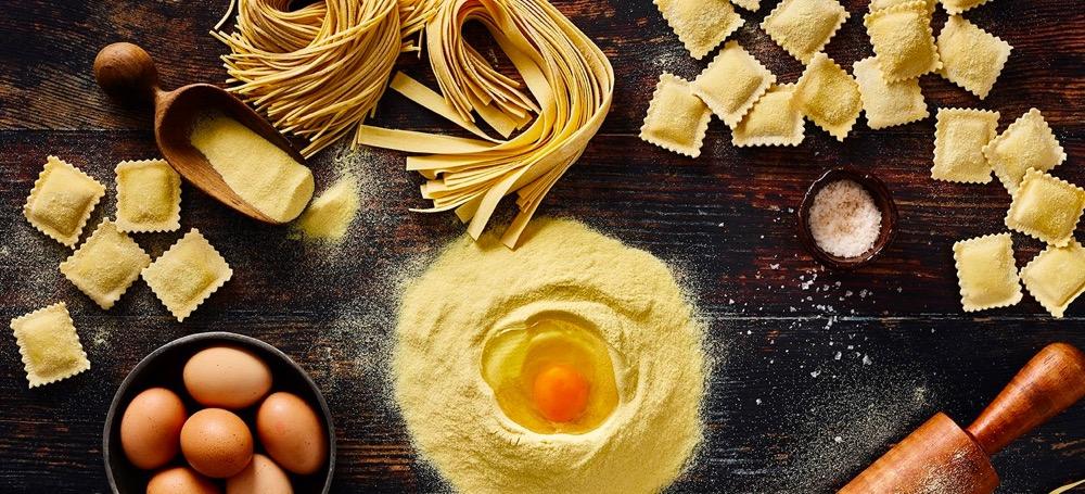 Pasta @ dos juans fine food