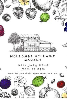 wollombi village market